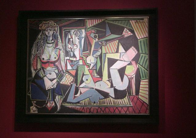 Un cuadro de Picasso y una escultura de Giacometti, las obras más caras del mundo