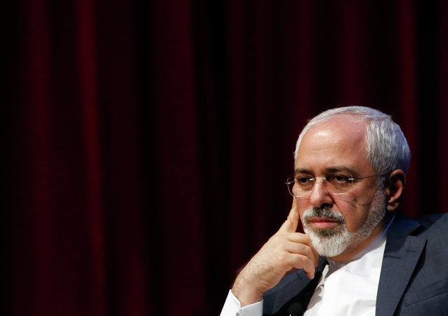 Mohammad Javad Zarif, ministro de Asuntos Exteriores de Irán
