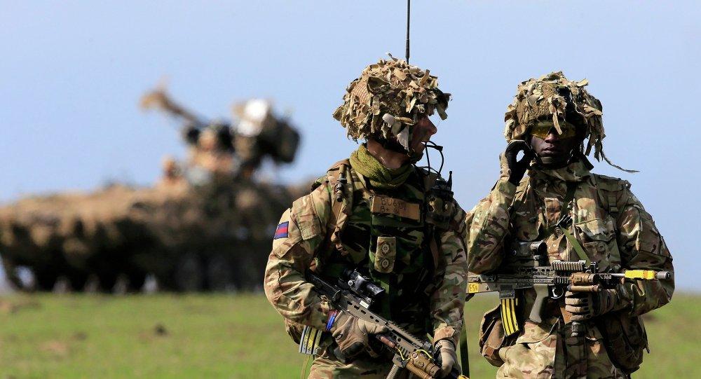 Maniobras de la OTAN en Rumanía (archivo)