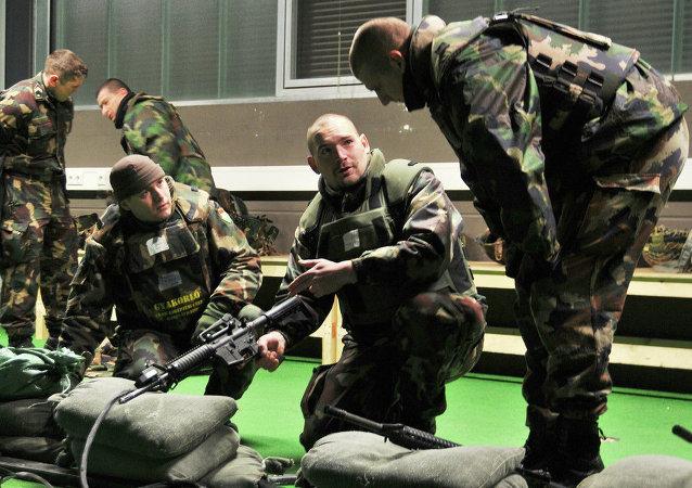 Militares húngaros