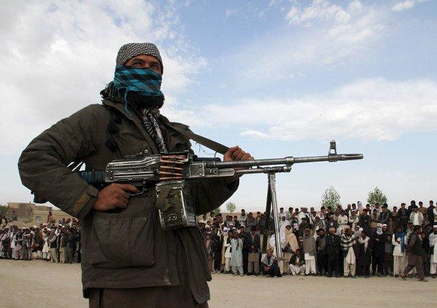 Miembro de Talibán