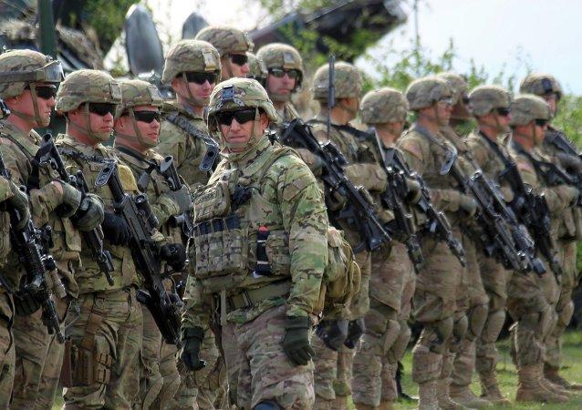 EEUU sacrifica sus tropas en Siria para desafiar a Rusia
