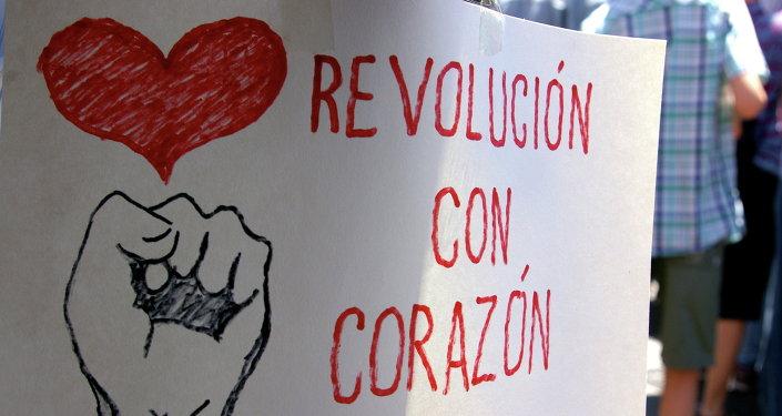 Revolución con corazón!