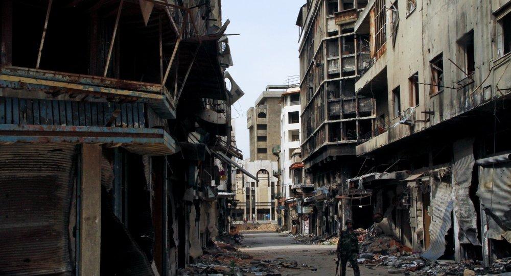 Situación en Homs