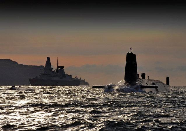Submarino de clase Vanguard