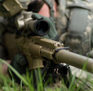 Un francotirador