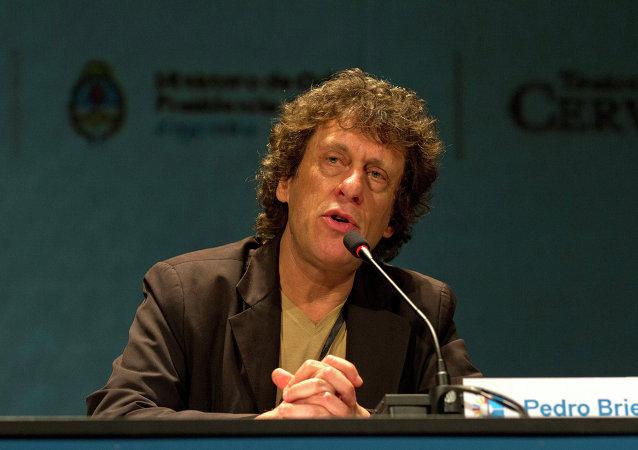 Pedro Brieger (archivo)