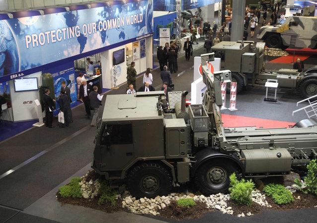 Feria Internacional de Defensa y Seguridad IDET-2015