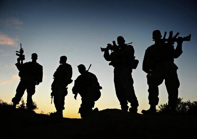 Marines de EEUU en Afganistán (Archivo)