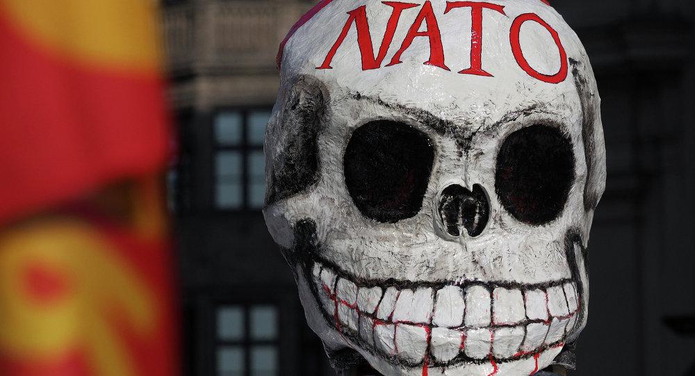 La OTAN no es una alianza defensiva, sino ofensiva