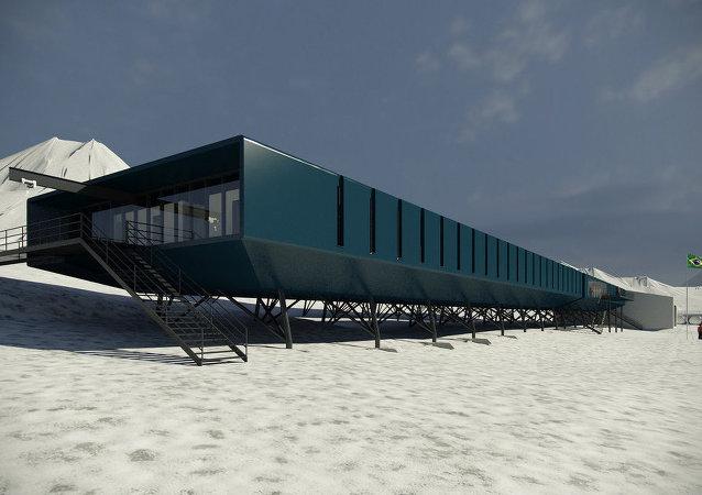 Estación Antártica Comandante Ferraz (EAFC)