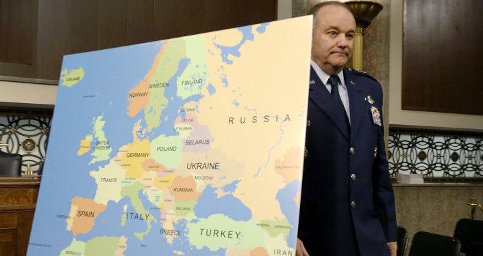 Philip Breedlove, comandante supremo de la OTAN en Europa