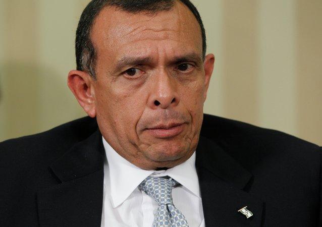 Expresidente de Honduras, Porfirio Lobo Sosa (archivo)