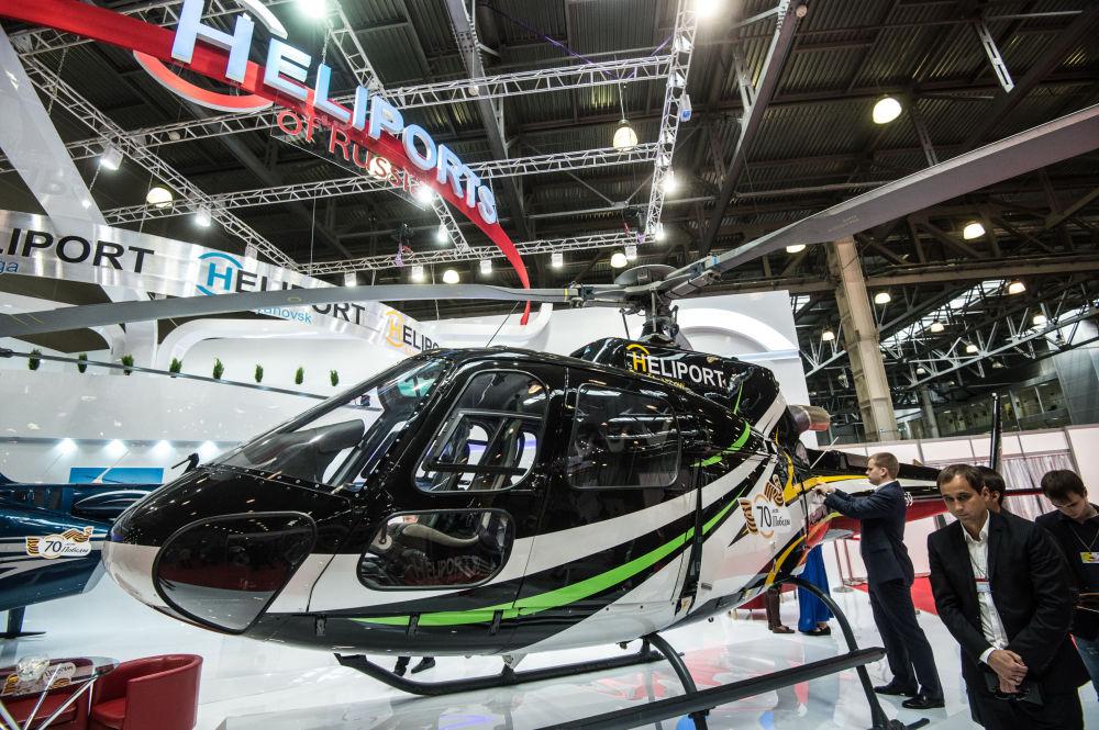 El helicóptero Bell 407GX