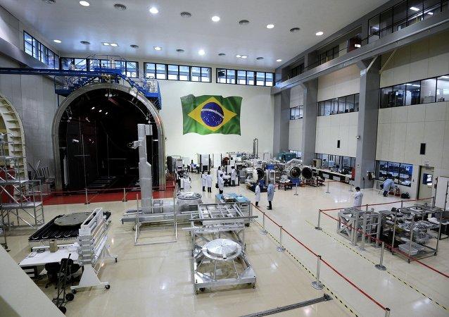 Instituto Nacional de Investigación Espacial del Brasil