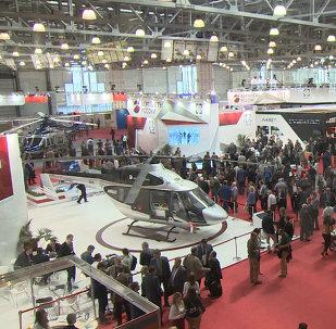 HeliRussia abre las puertas de su octava edición en Moscú