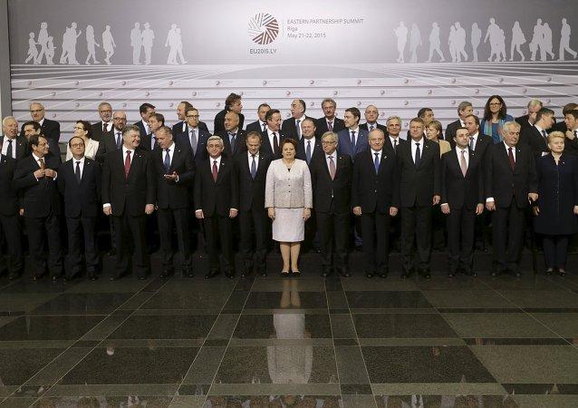 Todos los países de la cumbre de la Asociación Oriental, incluyendo Azerbaiyán, firmaron la declaración final