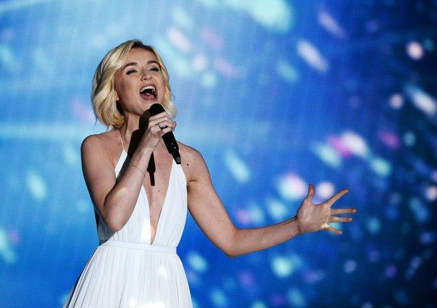 Polina Gagárina, cantante