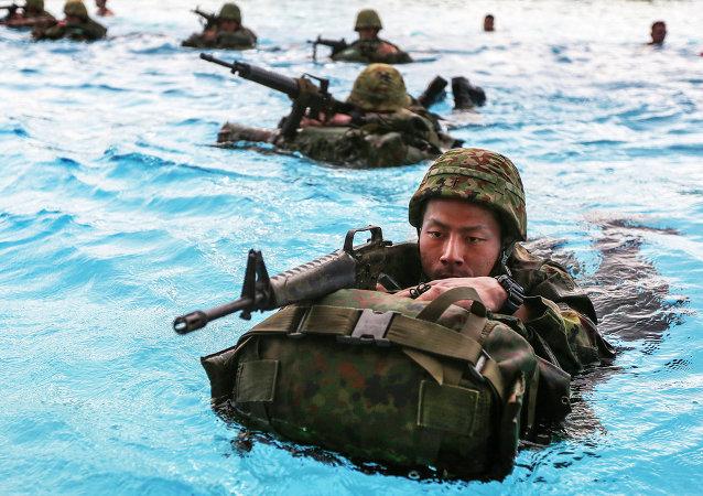 Militar japonés