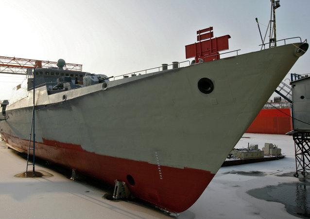 Fragata de la clase Guepard