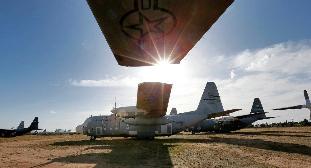 Aviones Hercules C-130