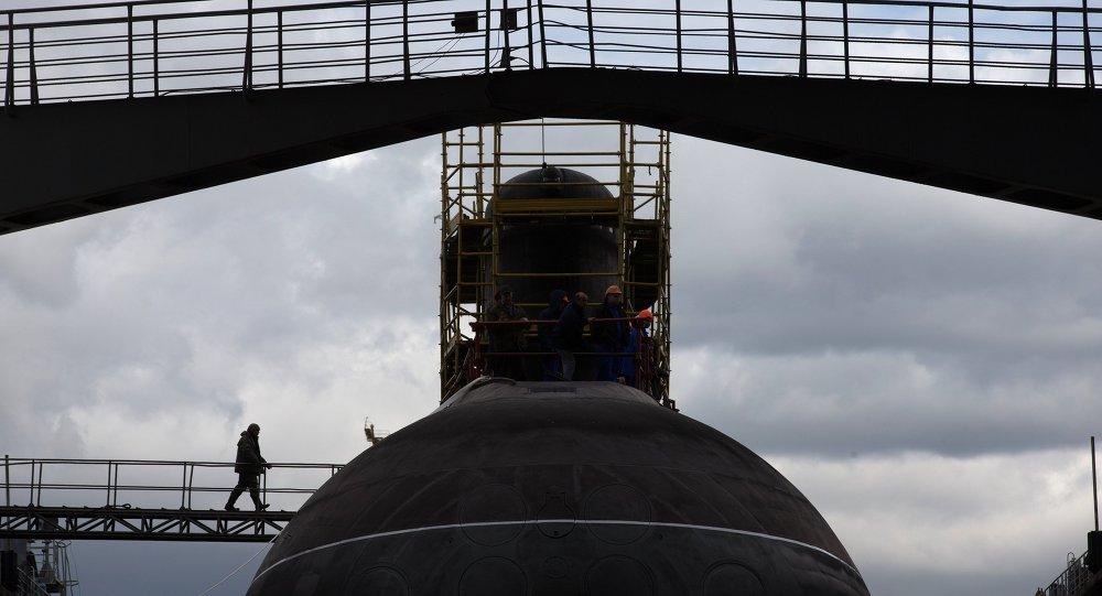 Submarino diesel-eléctrico Rostov-on-Don