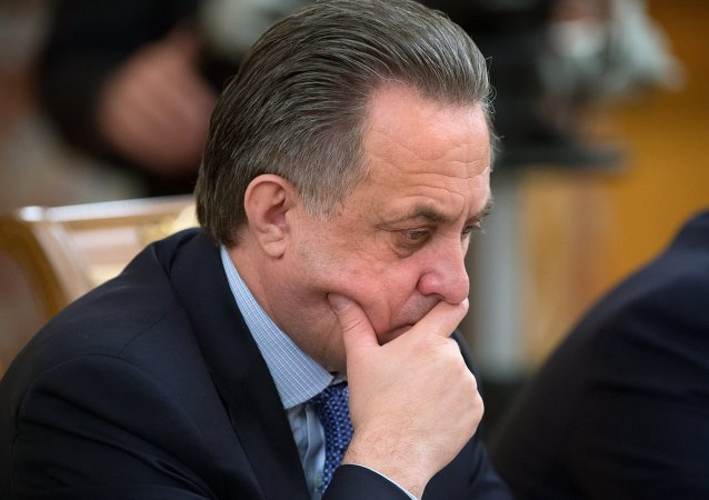 Vitali Mutkó, el vicepresidente del Gobierno ruso