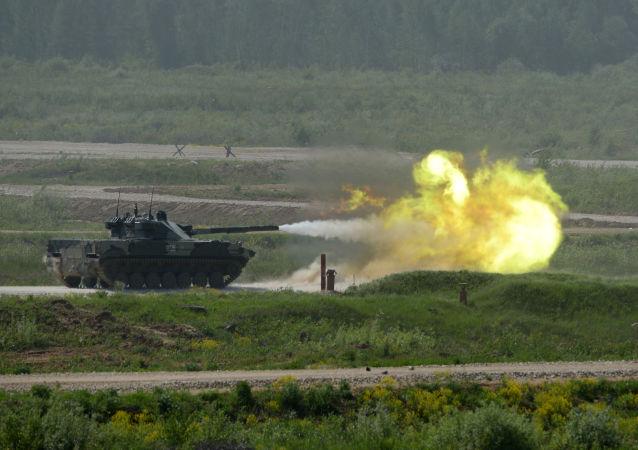 Destructor de tanques Sprut-SD