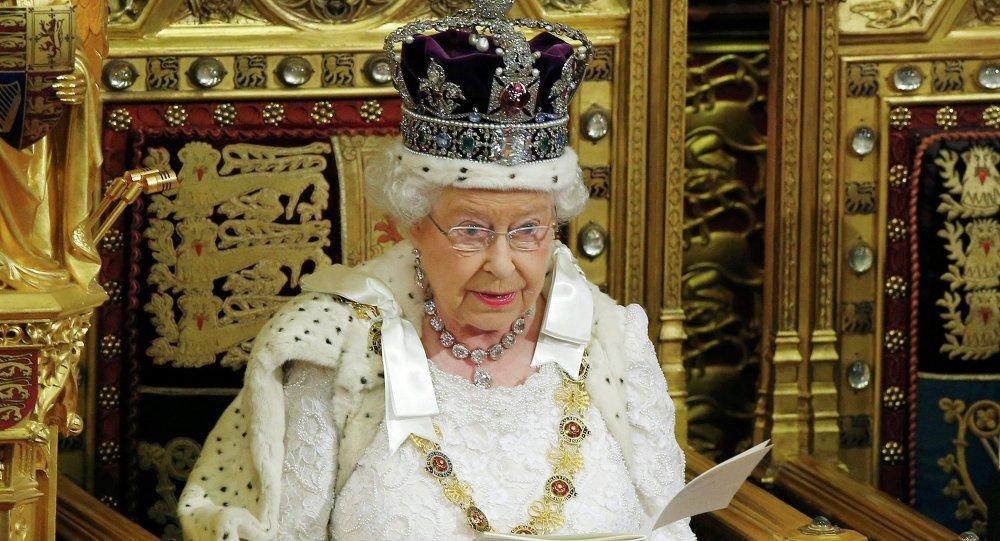 Isabel II, reina de Reino Unido