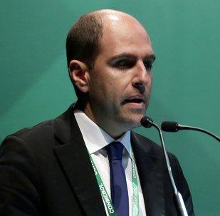 Sergio Jadue, expresidente de la Asociación Nacional de Fútbol Profesional de Chile