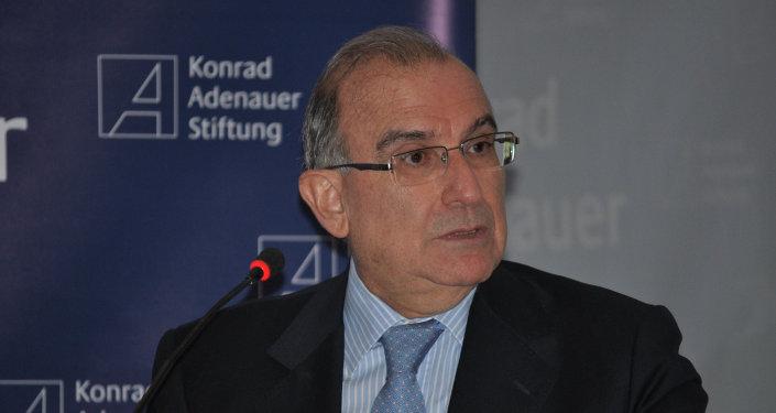 Humberto de la Calle, jefe negociador del Gobierno Nacional de Colombia