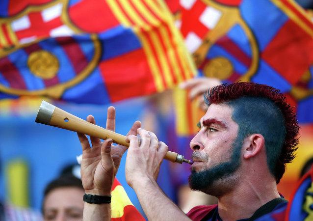 Hinchas de F.C. Barcelona