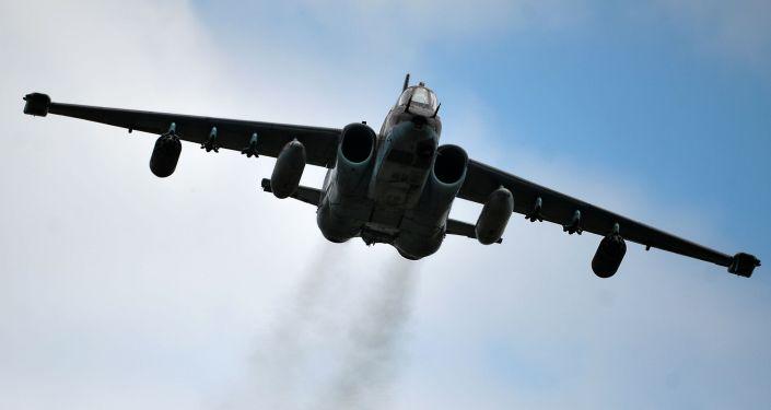 Bombardero Su-25