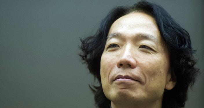 Satoshi Takamatsu, empresario japonés