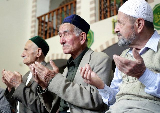 Tártaros de Crimea
