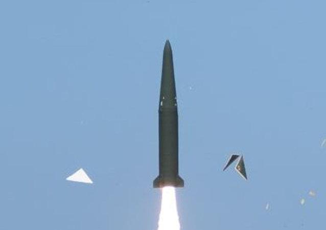 Los militares de Corea del Sur probaron con éxito un misil balístico que puede abatir cualquier objetivo en Corea del Norte