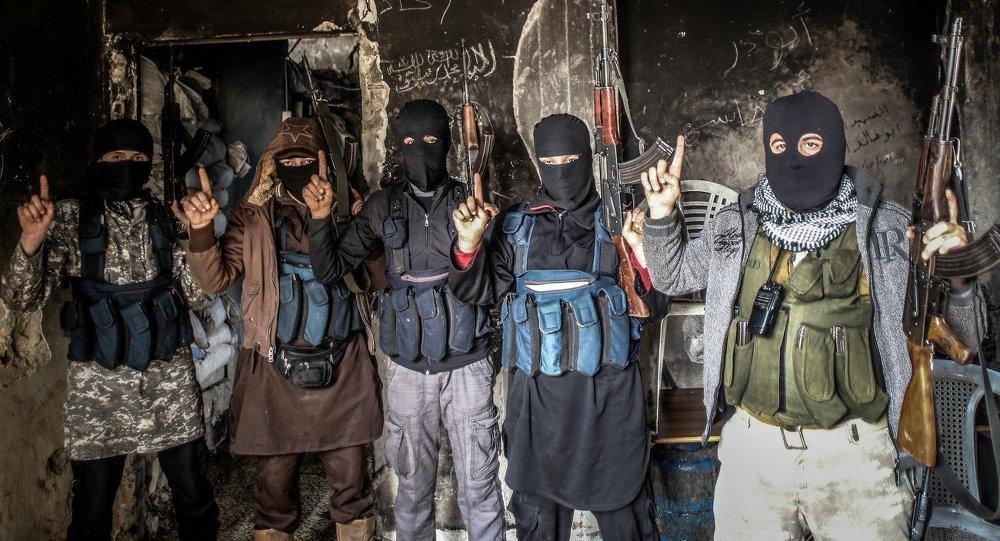 Miembros de Al Qaeda