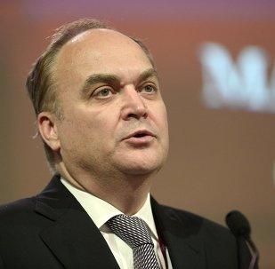Anatoli Antónov, embajador de Rusia en EEUU
