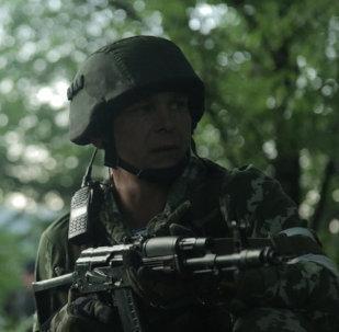 Fuertes combates entre Kiev y las milicias en Marinka