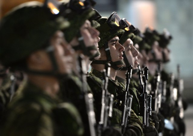 Soldados rusos