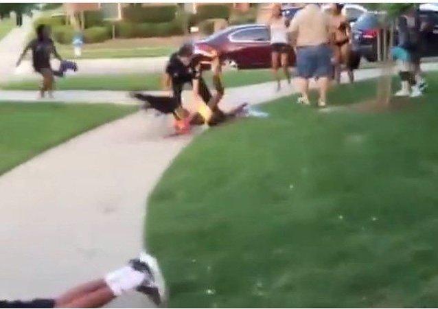 EEUU escandalizado ante un nuevo caso de brutalidad policial