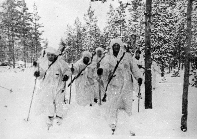 Guerra de Invierno entre la URSS y Finlandia