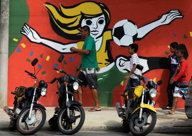 Mundial de Fútbol de 2014 en Brasil