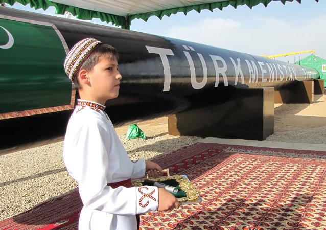 Gas de Turkmenistán ofrecería competencia a Gazprom en Europa