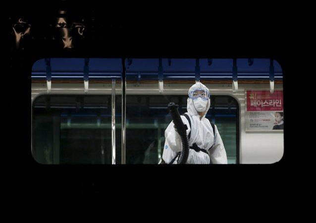 Asciende a 9 el número de fallecidos por el virus MERS en Corea del Sur