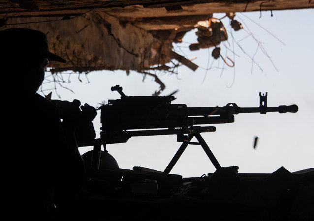 Coordinador antiterrorista de la UE admite que hay mercenarios europeos en Ucrania