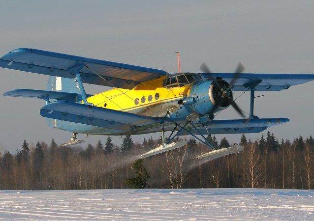 Biplano An-2