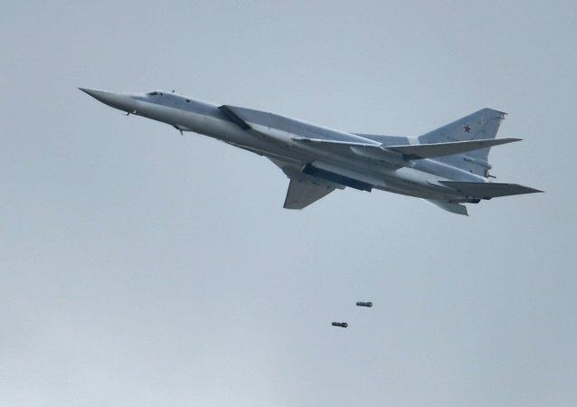 Bombardero Tu-22M3