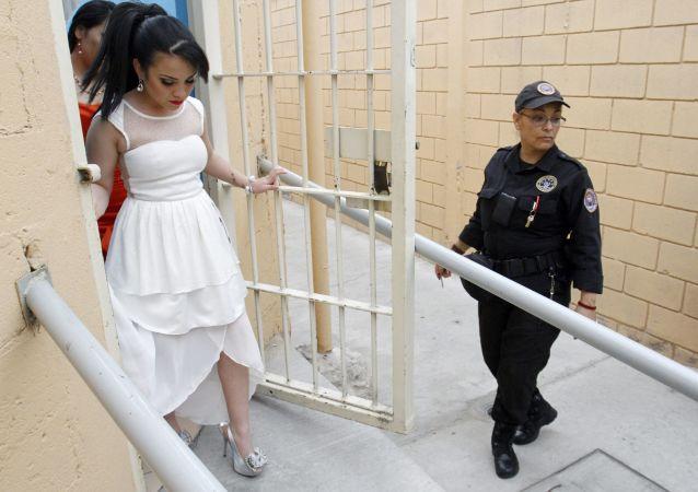 El concurso de belleza para prisioneras en Tijuana, México