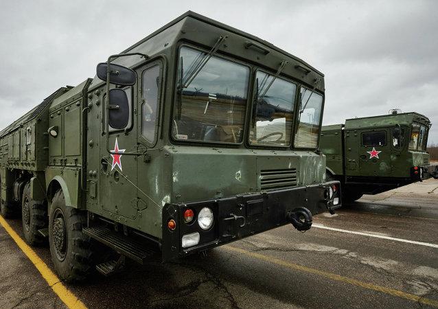 Sistemas de misiles tácticos Iskander M